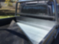 Highquality rubber matting Bronco Ute Trays