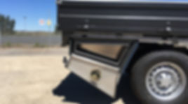 dust proof, water resistent , hig qualty latches, lockable Bronco ute trays Australia