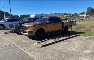 Ranger Sabre Orange