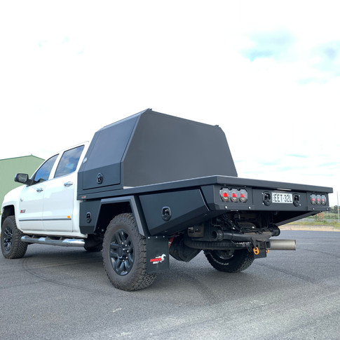 V4 Chevy Silverado