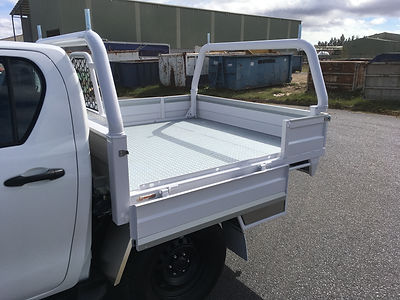 Sectional sideboards Bronco ute trays