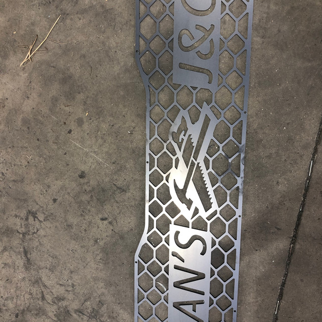 Custom Window Mesh