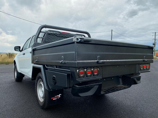 D-Max (New Gen) 1 - Bronco Built