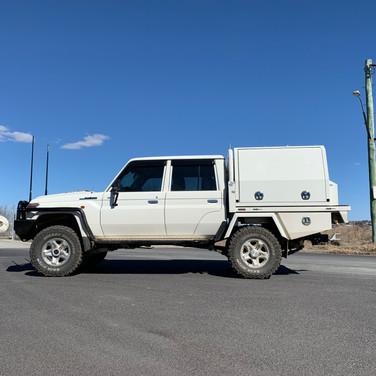 Bronco Canopy