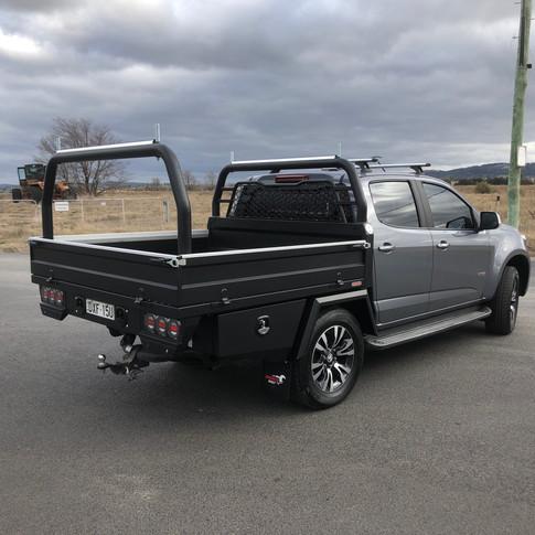V4 Holden Colorado
