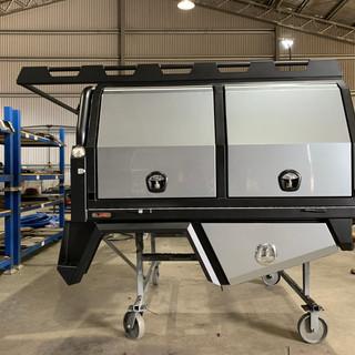 Ford Ranger V5 Integrated Boxes