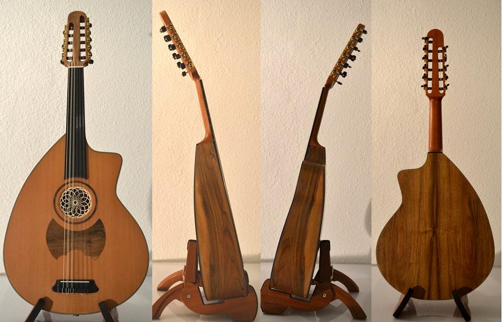 Oud Guitar LEVILA