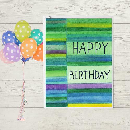 Happy Birthday WC Lines