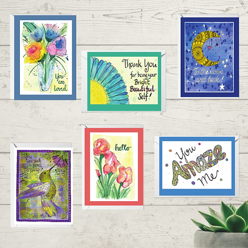 Friendship Cards Two