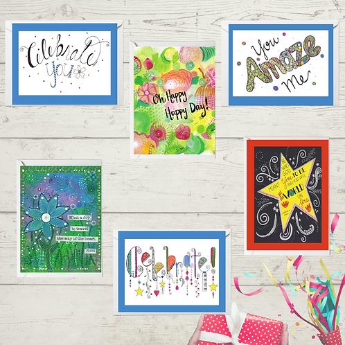 Celebrate Cards Pack