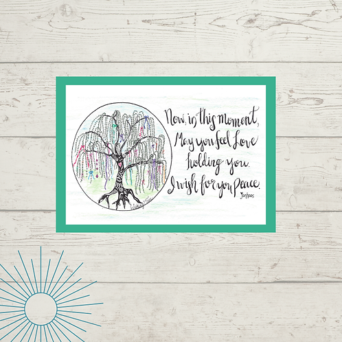 Wishing Tree Print