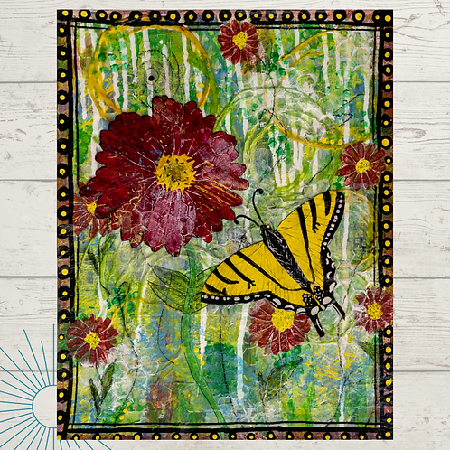 Butterfly Hope Print