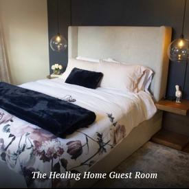 The Healing Home Bedroom