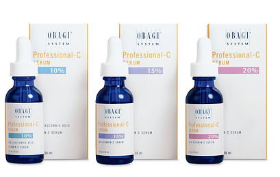 Professional-C Serum is available for purchase from Allure Aesthetics Ltd skin care clinic in Abergavenny, South Wales