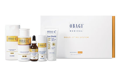 Obagi-C Rx System is available at Allure Aesthetics Ltd skin care clinic in Abergavenny, South Wales