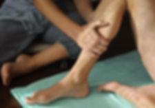 Leg manipulation