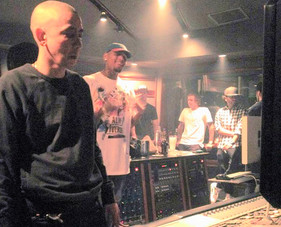 Chris Brown And Migos session