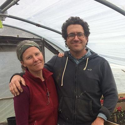 Sarah and Adam Mancino