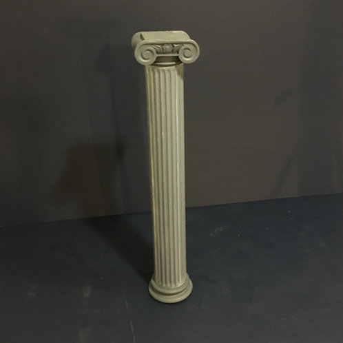 Oval Office Replica Fireplace Pillars, Pair + FREE Fireplace Plaque