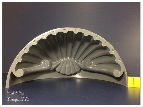 Oval Office Architectural Shell, 36 in. wide