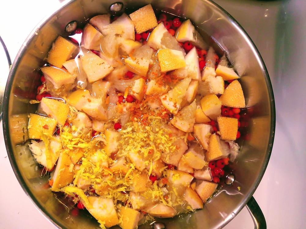 Rowan berry Marmalade