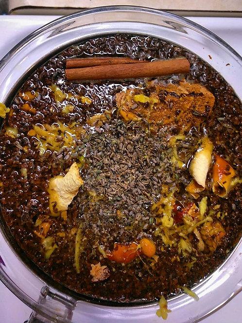 Mushroom Chai Tea