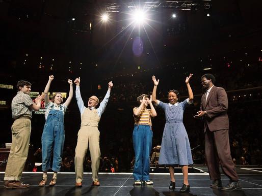 Broadway goes Madison Square Garden