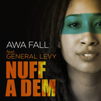 "Awa Fall / ""Nuff a dem"" single"