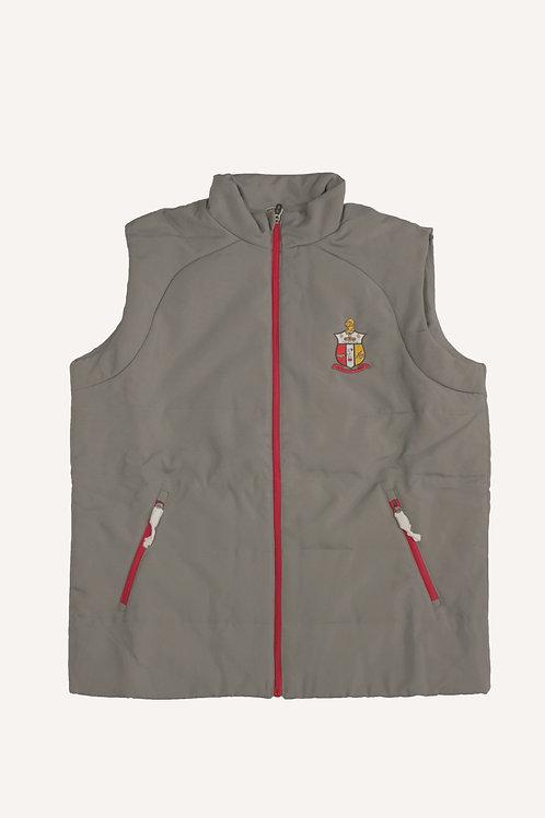Grey Kappa Vest