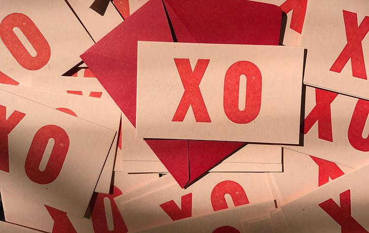 The Daily Heller: The Stigmatization of XOXO