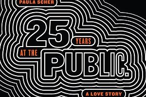The Daily Heller: The Public's Paula Scher