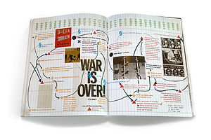 The Daily Heller: Superior Tactile Mag Turns Into Superbly Tactile Book: Modern Artifacts