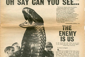 The Daily Heller: The Montage That Changed My World