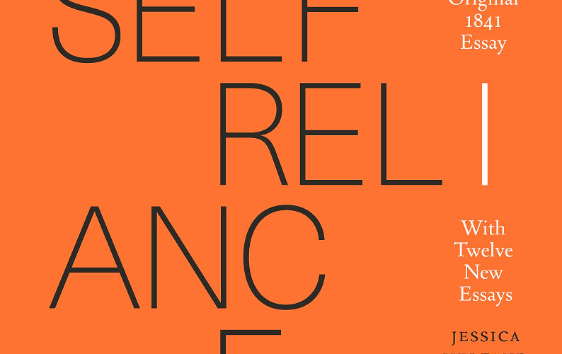 The Daily Heller: Designing the 'I' in 'Self-Reliance'