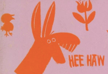 The Daily Heller: TGIF. Now for Something Cheerful