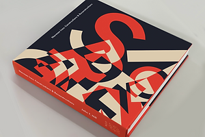 The Daily Heller: Norman Ives' Abstract Typography