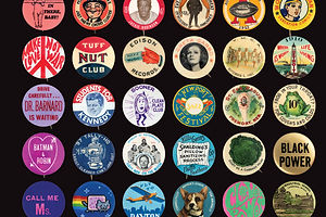 The Daily Heller: Buttonmania!