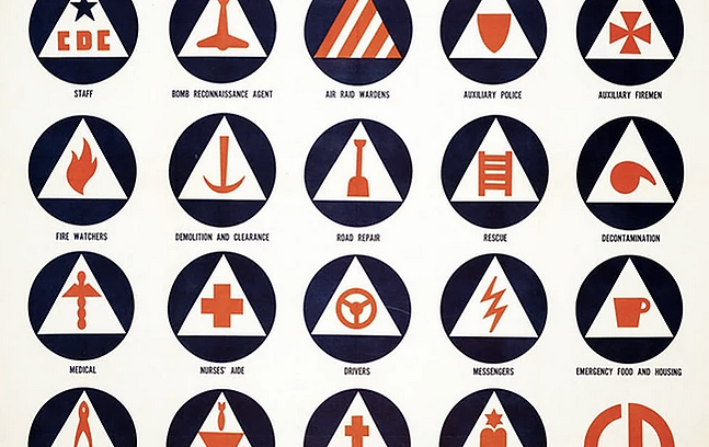 The Daily Heller: A Defensive Design Strategy