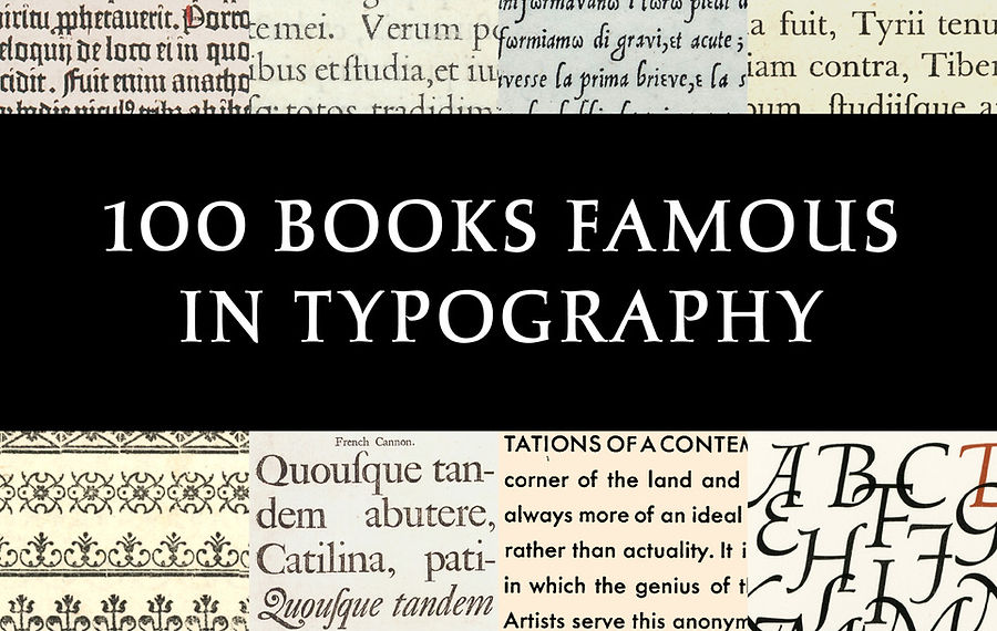 The Daily Heller: Kelly's Type Book Canon