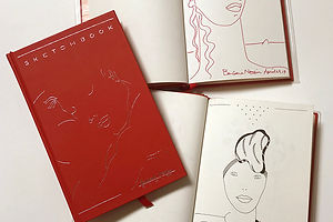 The Daily Heller: Barbara Nessim's Little Red Books