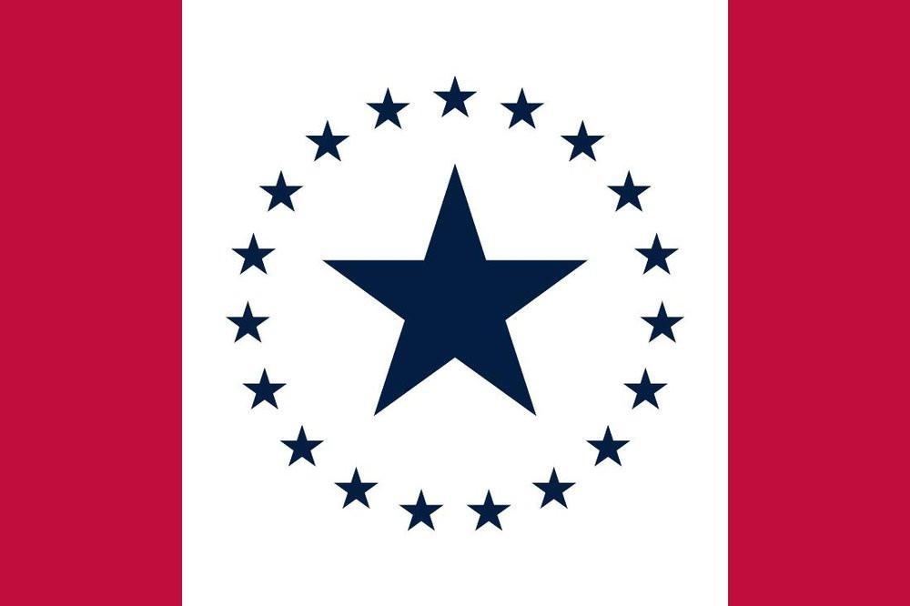 Alternative Mississippi State Flag design by Laurin Stennis