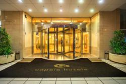 Capsis entrance