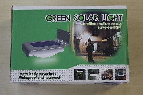GREEN SOLAR LIGHT
