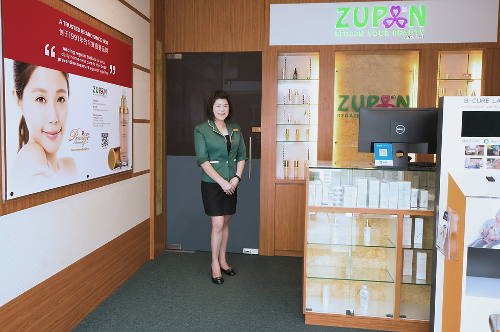 Zupon Beauty Toa Payoh