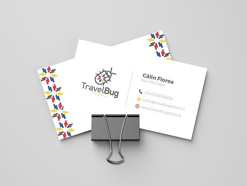 Girafa Marketing Carti de vizita paper c
