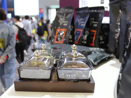 Pâtissier Chocolate Showcase in Bakery China 2021