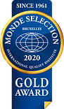 Monde Selection - Gold Quality Award 202