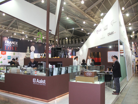 Success at Food and Hotel Asia 2016