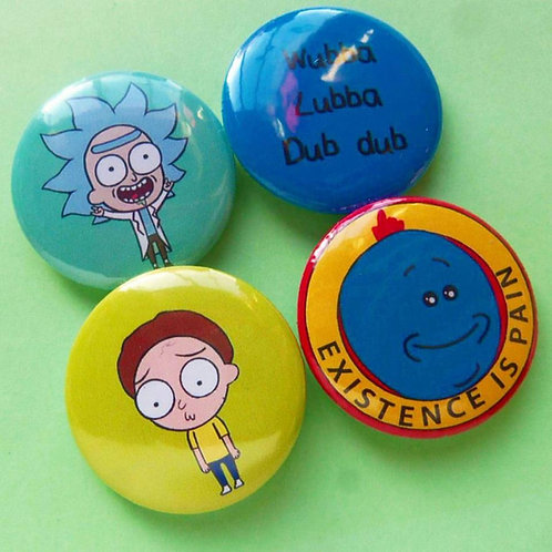 Rick & morty collection