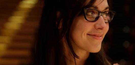 Anne-Sophie Versnaeyen, the score composer of the whimsical and romantic film La Belle Époque